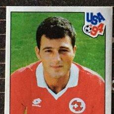Cromos de Fútbol: CROMO Nº 45 HELVETIA PANINI MUNDIAL USA 1994 94 NUNCA PEGADO. Lote 235858140