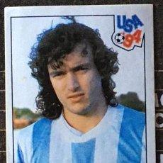 Cromos de Fútbol: CROMO Nº 259 ARGENTINA PANINI MUNDIAL USA 1994 94 NUNCA PEGADO. Lote 235858200