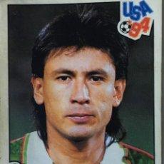Cromos de Fútbol: CROMO Nº 371 MEXICO PANINI MUNDIAL USA 1994 94 NUNCA PEGADO. Lote 235858275