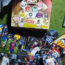 Cromos de Fútbol: LOTE 250 CROMOS FICHAS MEGACRACKS 2020 2021 20 21 PANINI ALBUM LIGA FÚTBOL MEGA CRACKS MGK. Lote 236042275