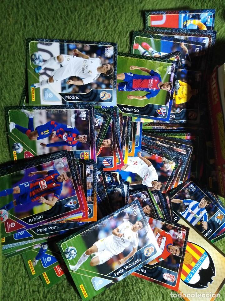 Cromos de Fútbol: LOTE 250 CROMOS FICHAS MEGACRACKS 2020 2021 20 21 PANINI ALBUM LIGA FÚTBOL MEGA CRACKS MGK - Foto 2 - 236042275