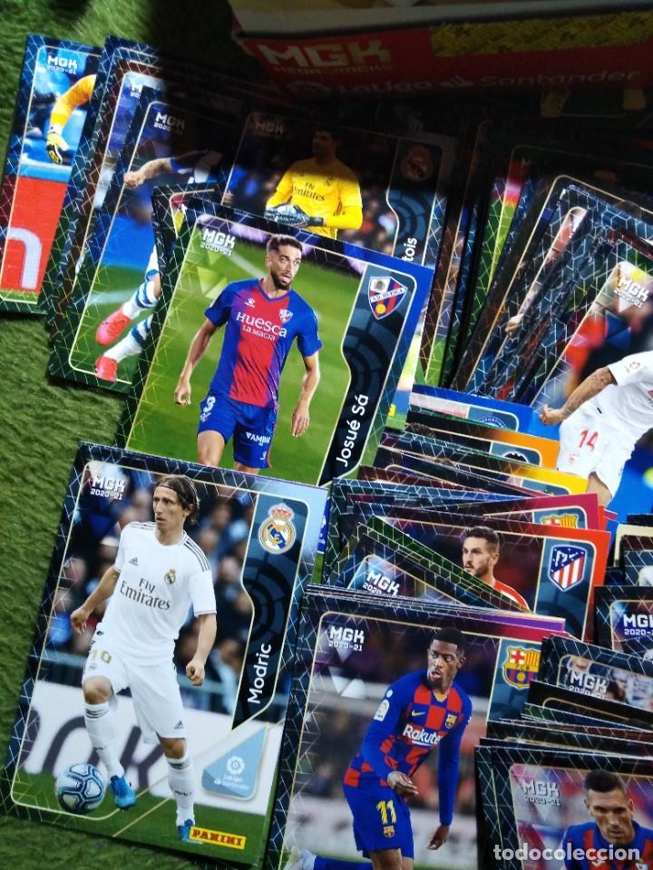 Cromos de Fútbol: LOTE 250 CROMOS FICHAS MEGACRACKS 2020 2021 20 21 PANINI ALBUM LIGA FÚTBOL MEGA CRACKS MGK - Foto 4 - 236042275