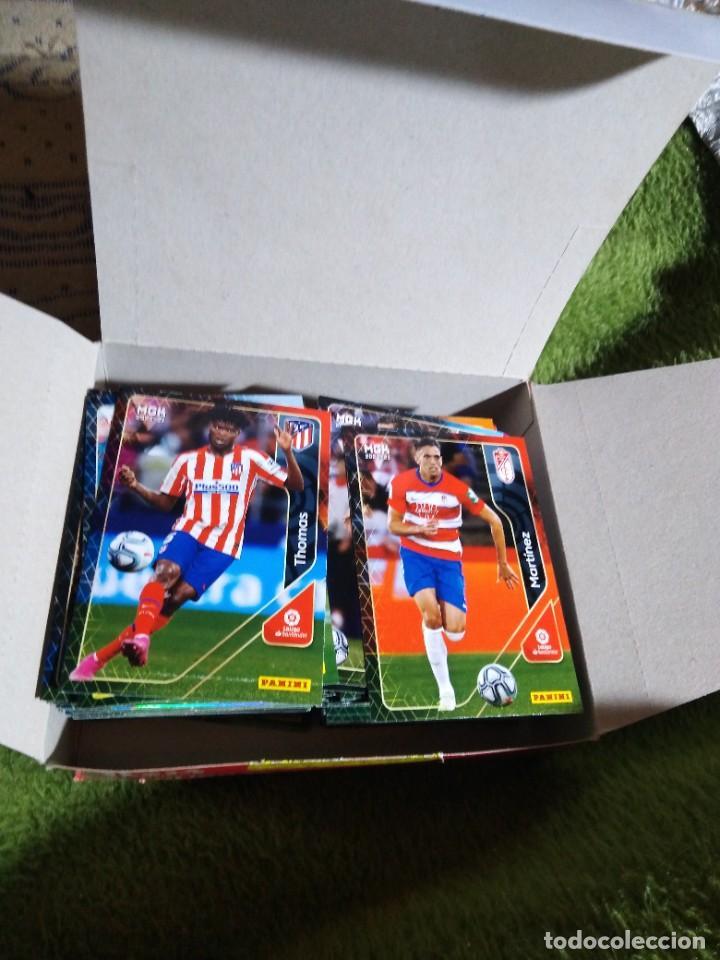 Cromos de Fútbol: LOTE 250 CROMOS FICHAS MEGACRACKS 2020 2021 20 21 PANINI ALBUM LIGA FÚTBOL MEGA CRACKS MGK - Foto 6 - 236042275