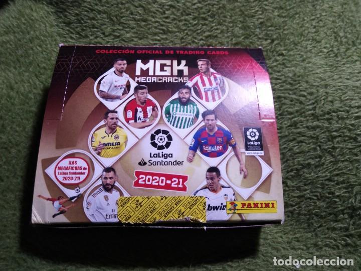 Cromos de Fútbol: LOTE 250 CROMOS FICHAS MEGACRACKS 2020 2021 20 21 PANINI ALBUM LIGA FÚTBOL MEGA CRACKS MGK - Foto 7 - 236042275