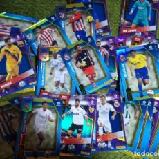 Cromos de Fútbol: LOTE 45 CROMOS FICHAS ICONOS ELITES MEGACRACKS 2020 2021 20 21 PANINI MEGA CRACKS MGK. Lote 236044610