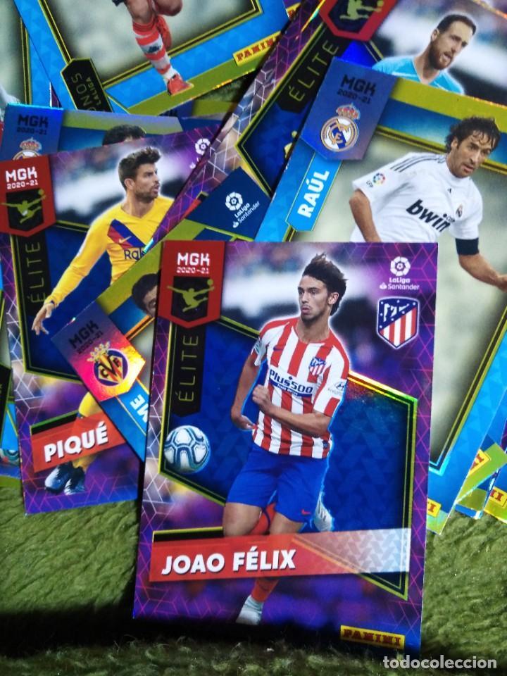 Cromos de Fútbol: LOTE 45 CROMOS FICHAS ICONOS ELITES MEGACRACKS 2020 2021 20 21 PANINI MEGA CRACKS MGK - Foto 2 - 236044610