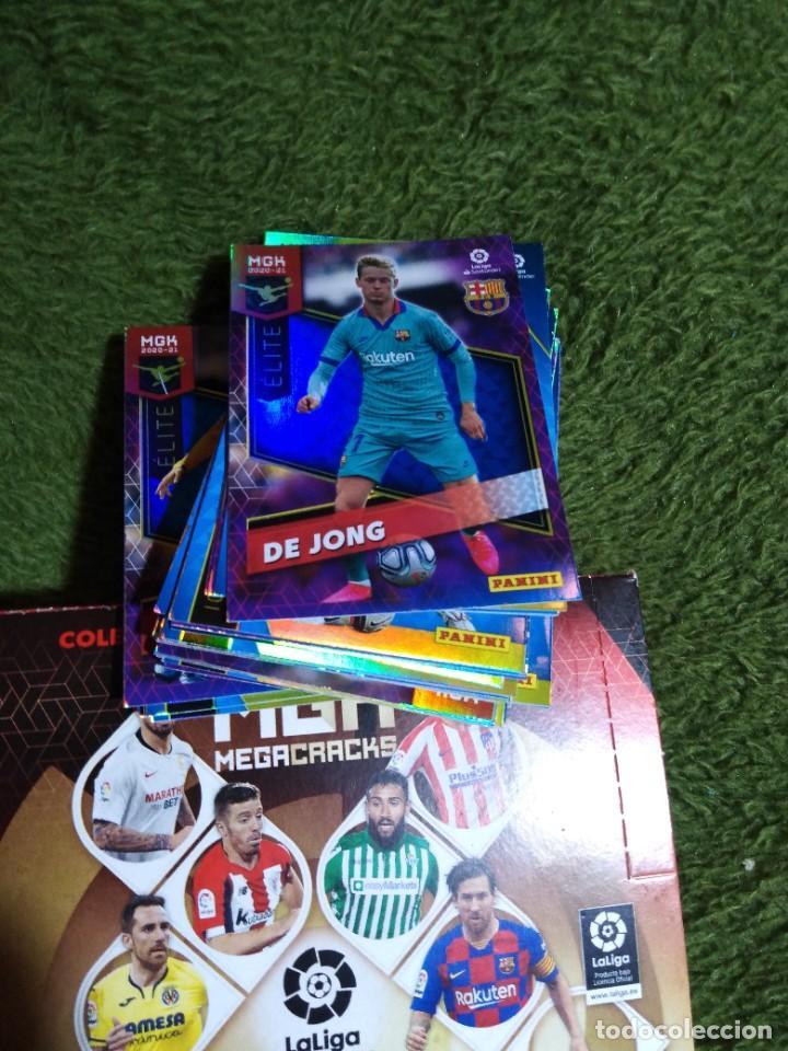 Cromos de Fútbol: LOTE 45 CROMOS FICHAS ICONOS ELITES MEGACRACKS 2020 2021 20 21 PANINI MEGA CRACKS MGK - Foto 6 - 236044610