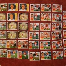 Cromos de Fútbol: LOTE DE 41 CROMOS R. MURCIA C. F. LIGA ESTE 2003-2004 03-04. Lote 236195940