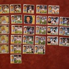 Cromos de Fútbol: LOTE DE 28 CROMOS R. SOCIEDAD LIGA ESTE 2003-2004 03-04. Lote 236214890
