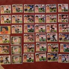 Cromos de Fútbol: LOTE DE 36 CROMOS ATHLETIC CLUB LIGA ESTE 2003-2004 03-04. Lote 236238600