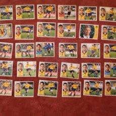 Cromos de Fútbol: LOTE DE 30 CROMOS VILLARREAL C. F. LIGA ESTE 2003-2004 03-04. Lote 236245800
