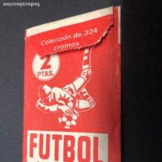 Cromos de Fútbol: SOBRE CROMOS FUTBOL CAMPEONATO NACIONALES 1974 -1975 SIN CROMOS EDITORIAL RUIZ ROMERO. Lote 236313210