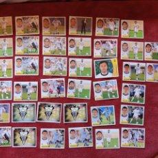 Cromos de Fútbol: LOTE DE 38 CROMOS ALBACETE BALOMPIÉ LIGA ESTE 2003-2004 03-04. Lote 236522675