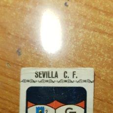 Cromos de Fútbol: ESCUDO DEL SEVILLA ALBUM DISGRA FHER LIGA 1970 - 1971 ( 70 - 71 ). Lote 236539755