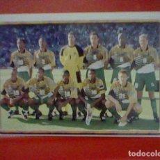 Cromos de Fútbol: SUDAFRICA ALINEACION ED ESTADIO MUNDIAL FRANCIA 98 FUTBOL CROMO 1998 - SIN PEGAR Nº 459. Lote 236654855