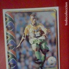 Cromos de Fútbol: MOETI SUDAFRICA ED ESTADIO MUNDIAL FRANCIA 98 FUTBOL CROMO 1998 - SIN PEGAR Nº 468 *. Lote 236655380