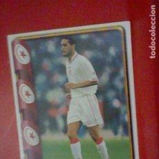 Cromos de Fútbol: CHOVCHANE TVNEZ ED ESTADIO MUNDIAL FRANCIA 98 FUTBOL CROMO 1998 - SIN PEGAR Nº 490. Lote 236655650