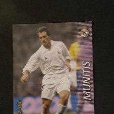 Cromos de Fútbol: MUNITIS COLECCION 2002-2003. Lote 236739415