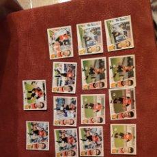 Cromos de Fútbol: LOTE DE 17 CROMOS R. C. D. MALLORCA LIGA ESTE 2004-2005 04-05. Lote 236789765