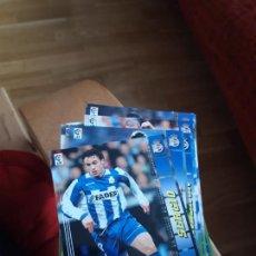 Cromos de Fútbol: 101 SERGIO I DEPORTIVO DE LA CORUÑA MEGACRACKS 2004.2005 05 04. Lote 236939020