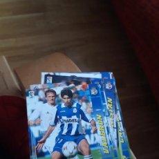Cromos de Fútbol: 105 VALERON DEPORTIVO DE LA CORUÑA MEGACRACKS 2004.2005 05 04. Lote 236939165