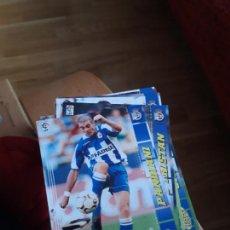 Cromos de Fútbol: 107 PANDIANI DEPORTIVO DE LA CORUÑA MEGACRACKS 2004.2005 05 04. Lote 236939250