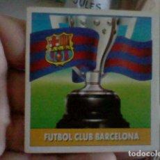 Cromos de Fútbol: ESCVDO BARCELONA ED ESTE CROMO SIN PEGAR NUNCA LIGA 1992 92 93. Lote 237311035