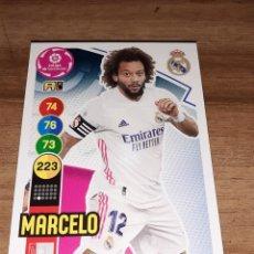 Cromos de Fútbol: ADRENALYN XL 2020/21, EDITORIAL PANINI, JUGADOR MARCELO (REAL MADRID), Nº 242. Lote 255665385