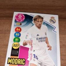 Cromos de Fútbol: ADRENALYN XL 2020/21, EDITORIAL PANINI, JUGADOR MODRIC (REAL MADRID), Nº 246. Lote 255665130