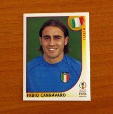 Cromos de Futebol: ITALIA - 461 CANNAVARO - MUNDIAL KOREA JAPÓN 2002 - EDITORIAL PANINI - NUNCA PEGADO. Lote 239430690
