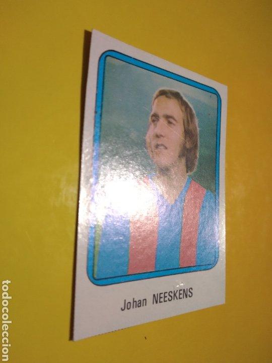 Cromos de Fútbol: Johan neeskens.(muy dificil)Vulcano 75/76 - Foto 3 - 240485535