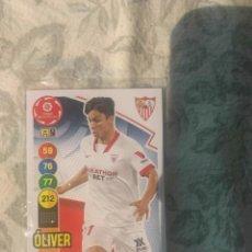 Cromos de Fútbol: Nº300 ÓLIVER SEVILLA FC ADRENALYN XL 20 21. Lote 257355935