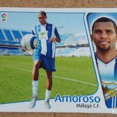 Cromos de Fútbol: EDICIONES ESTE 2004/2005 04 05 - FICHAJE 35 AMOROSO - CD. MÁLAGA ( NUNCA PEGADO ) 140. Lote 241175955