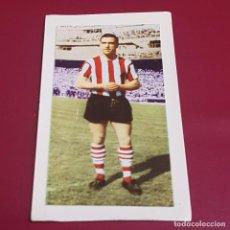 Figurine di Calcio: RUIZ ROMERO - CAMPEONATOS NACIONALES - 1960 1961 - 60 61 - AT BILBAO - MAURI 36 - NUNCA PEGADO. Lote 241285725