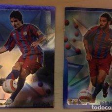 Cromos de Fútbol: DECO- MARQUEZ BRILLANTE LIGA TOP 2006. MUNDICROMO. Lote 241304385