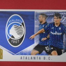 Cromos de Fútbol: Nº 102 ATALANTA B.C. CLUB CARDS TOPPS BEST OF THE BEST 2021 UCL CARD NEW. Lote 243309825
