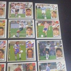 Cromos de Fútbol: LOTE X13 COLOCAS 97 98 NUEVOS SIN PEGAR. Lote 243311340