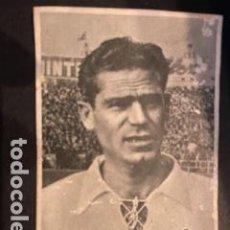 Cromos de Fútbol: CROMO FUTBOL - PUCHADES DEL VALENCIA C.F. (FOTO PANE) PERIODICO DEPORTIVO CATALAN DICEN (AÑOS 50-60. Lote 243446565