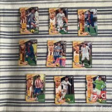 Cromos de Fútbol: LOTE PROMESAS 13-14 MEGACRACKS MEGA CRACKS. Lote 214072642