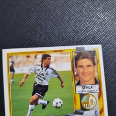 Cromos de Fútbol: STINGA SALAMANCA ESTE 1995 1996 CROMO FUTBOL LIGA 95 96 SIN PEGAR - 1826. Lote 243878665