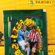 Cromos de Fútbol: ESTE 01-02 CAMPEONATO DE LIGA 2001-2002 SOBRE SIN ABRIR NUNCA ABIERTO. Lote 243878680