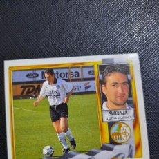 Cromos de Fútbol: SUKUNZA SALAMANCA ESTE 1995 1996 CROMO FUTBOL LIGA 95 96 SIN PEGAR - 1829. Lote 243878805