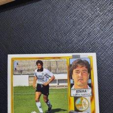 Cromos de Fútbol: JOSEMA SALAMANCA ESTE 1995 1996 CROMO FUTBOL LIGA 95 96 SIN PEGAR - 1830. Lote 243878880