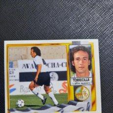 Cromos de Fútbol: TORRECILLA SALAMANCA ESTE 1995 1996 CROMO FUTBOL LIGA 95 96 SIN PEGAR - 1831. Lote 243878975