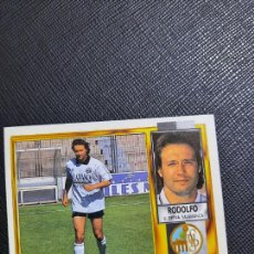 Cromos de Fútbol: RODOLFO SALAMANCA ESTE 1995 1996 CROMO FUTBOL LIGA 95 96 SIN PEGAR - 1832. Lote 243879080