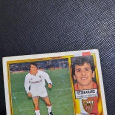 Cromos de Fútbol: ESTEBARANZ SEVILLA ESTE 1995 1996 CROMO FUTBOL LIGA 95 96 SIN PEGAR - 1835. Lote 243879355