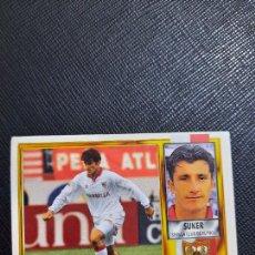 Cromos de Fútbol: SUKER SEVILLA ESTE 1995 1996 CROMO FUTBOL LIGA 95 96 SIN PEGAR - 1837. Lote 243879680
