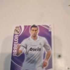 Figurine di Calcio: C-JOM CROMO FUTBOL ADRENALYN XL 2011 2012 11 12 PANINI REAL MADRID ARBELOA 147. Lote 243889300