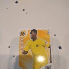 Cromos de Fútbol: C-JOM CROMO FUTBOL ADRENALYN XL 2011 2012 11 12 PANINI VILLARREAL ZAPATA 328. Lote 243892090