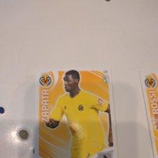 Cromos de Fútbol: C-JOM CROMO FUTBOL ADRENALYN XL 2011 2012 11 12 PANINI VILLARREAL ZAPATA 328. Lote 243892150